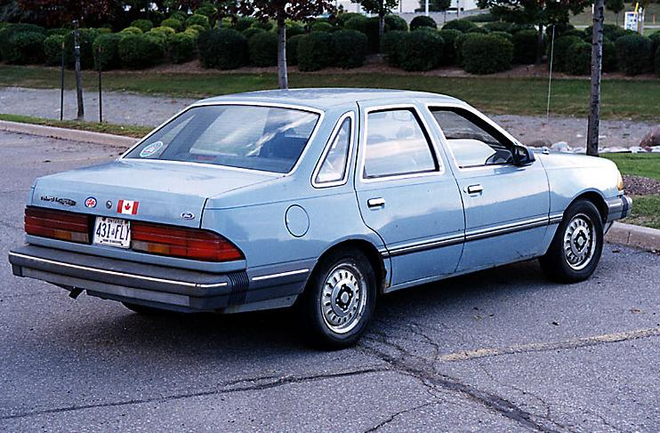Ford Tempo 1990. 1986 Ford Tempo, 86 Ford Tempo
