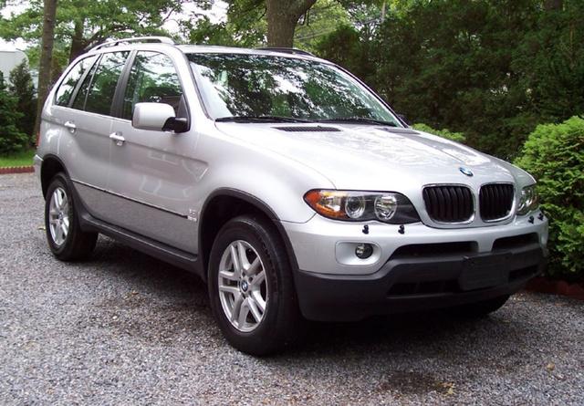 05 BMW X5