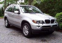 2005 BMW X5, 05 BMW X5, exterior