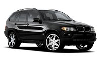 2005 BMW X5, The 05 BMW X5
