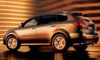 The 2008 Subaru Tribeca, exterior, manufacturer