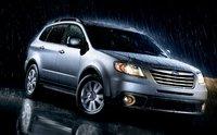 2008 Subaru Tribeca, The 08 Subaru Tribeca, exterior, manufacturer