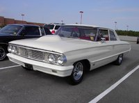 1964 Ford Galaxie, 55 Ford Thunderbird