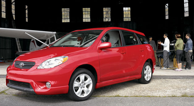 2007 Toyota Matrix