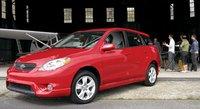 2007 Toyota Matrix, 2008 Toyota Matrix, exterior, manufacturer