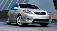 2008 Toyota Matrix, The 08 Toyota Matrix, exterior, manufacturer