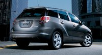 The 2008 Toyota Matrix, exterior, manufacturer