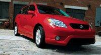 2008 Toyota Matrix, 08 Toyota Matrix, exterior, manufacturer