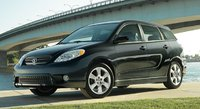 2005 Toyota Matrix Overview
