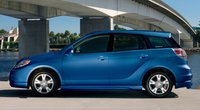 2007 Toyota Matrix, side view, exterior, manufacturer