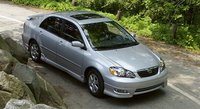 2006 Toyota Corolla Picture Gallery