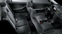 2008 Toyota Corolla, seating, interior, manufacturer