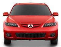 2007 Mazda MAZDA6, 07 Mazda MAZDA6, exterior, manufacturer