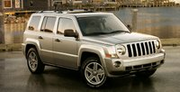 2008 Jeep Patriot, Front Right Side View, gallery_worthy