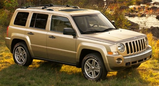 2007 Jeep Patriot, Right Side, exterior, gallery_worthy