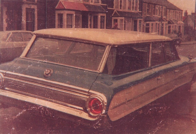 1963 Ford Country Squire, The second such photo