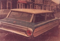 1963 Ford Country Squire Overview