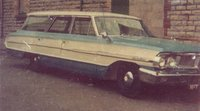 1964 Ford Country Squire Overview