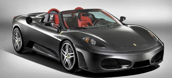 2008 Ferrari F430, Front Right Side View