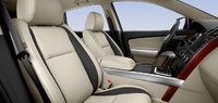 2008 Mazda CX-9, Front Seats