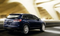 2007 Mazda CX-9, Back Right Side View