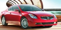 2008 Nissan Altima Coupe, Front Right Side