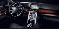2008 Acura RL, Dashboard