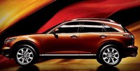 2007 INFINITI FX45, Left Side View, gallery_worthy