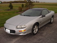 Picture of 2002 Chevrolet Camaro, exterior