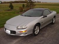 Picture of 2002 Chevrolet Camaro, exterior