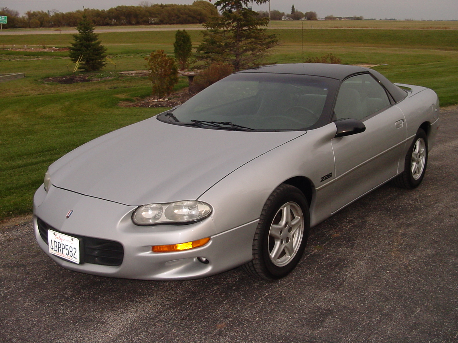Picture of 2002 Chevrolet Camaro