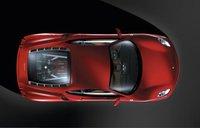 2005 Ferrari F430, aerial view, exterior, manufacturer