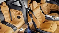 2007 Ferrari 612 Scaglietti, seating, interior, manufacturer