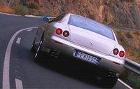2007 Ferrari 612 Scaglietti, back view, exterior, manufacturer