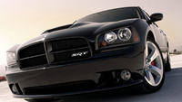 2007 Dodge Charger, Front View, manufacturer, exterior