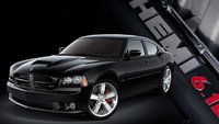 2007 Dodge Charger, Front Left Quarter View, manufacturer, exterior