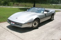 1987 Chevrolet Corvette Overview