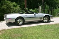 1987 Chevrolet Corvette Convertible, ain't she sweet?, exterior, gallery_worthy
