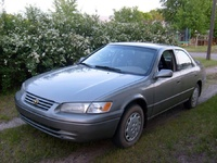 1997 Toyota Camry Picture Gallery
