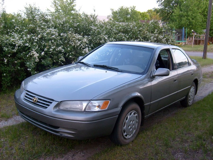 Picture of 1997 Toyota Camry 4 Dr LE Sedan