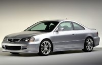 2003 Acura CL Overview