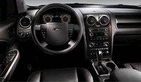 2008 Ford Taurus X, X Limited dashboard, interior, manufacturer