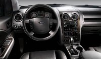 2008 Ford Taurus X, SEL dashboard, interior, manufacturer