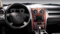 2008 Ford Taurus X, Eddie Bauer Dashboard, interior, manufacturer