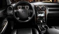 2008 Ford Taurus X, dashboard, interior, manufacturer