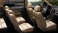 2008 Ford Taurus X, seating, interior, manufacturer