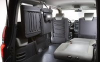 2008 Honda Element, fold up seats, interior, manufacturer, gallery_worthy