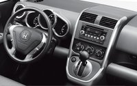 2008 Honda Element, dashboard, interior, manufacturer, gallery_worthy