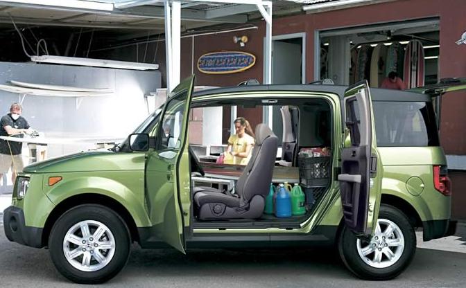 2007 honda element overview cargurus. Black Bedroom Furniture Sets. Home Design Ideas