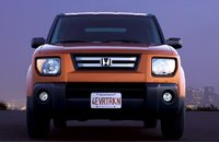 2008 Honda Element, front view, exterior, manufacturer, gallery_worthy